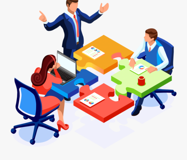 171-1719675_project-management-isometric-vector